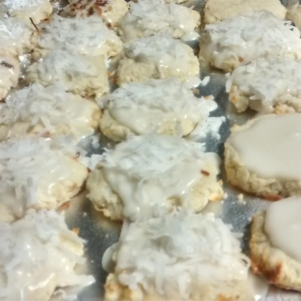 Coconut Rolled Sugar Cookies Laria Tabul