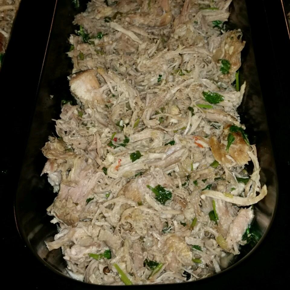 Cuban Shredded Pork Dean Turriff