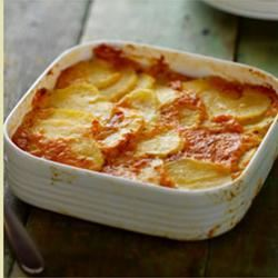 Baked Scalloped Potatoes Heather Little