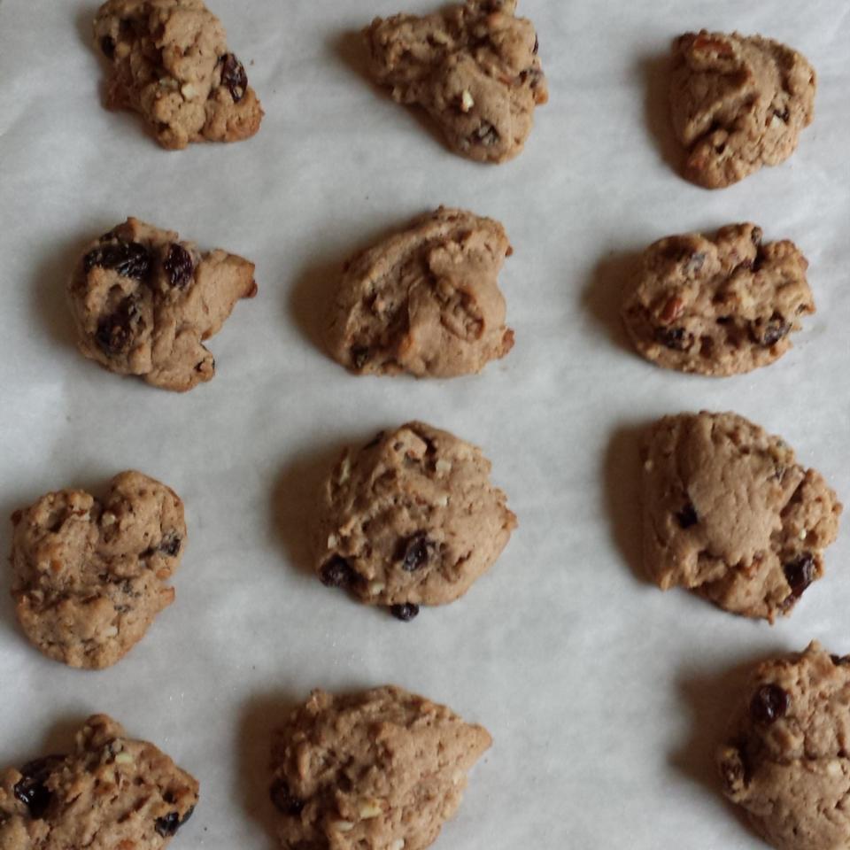 Cake Mix Spice Cookies Tonya