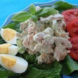 Parmesan and Basil Chicken Salad naples34102