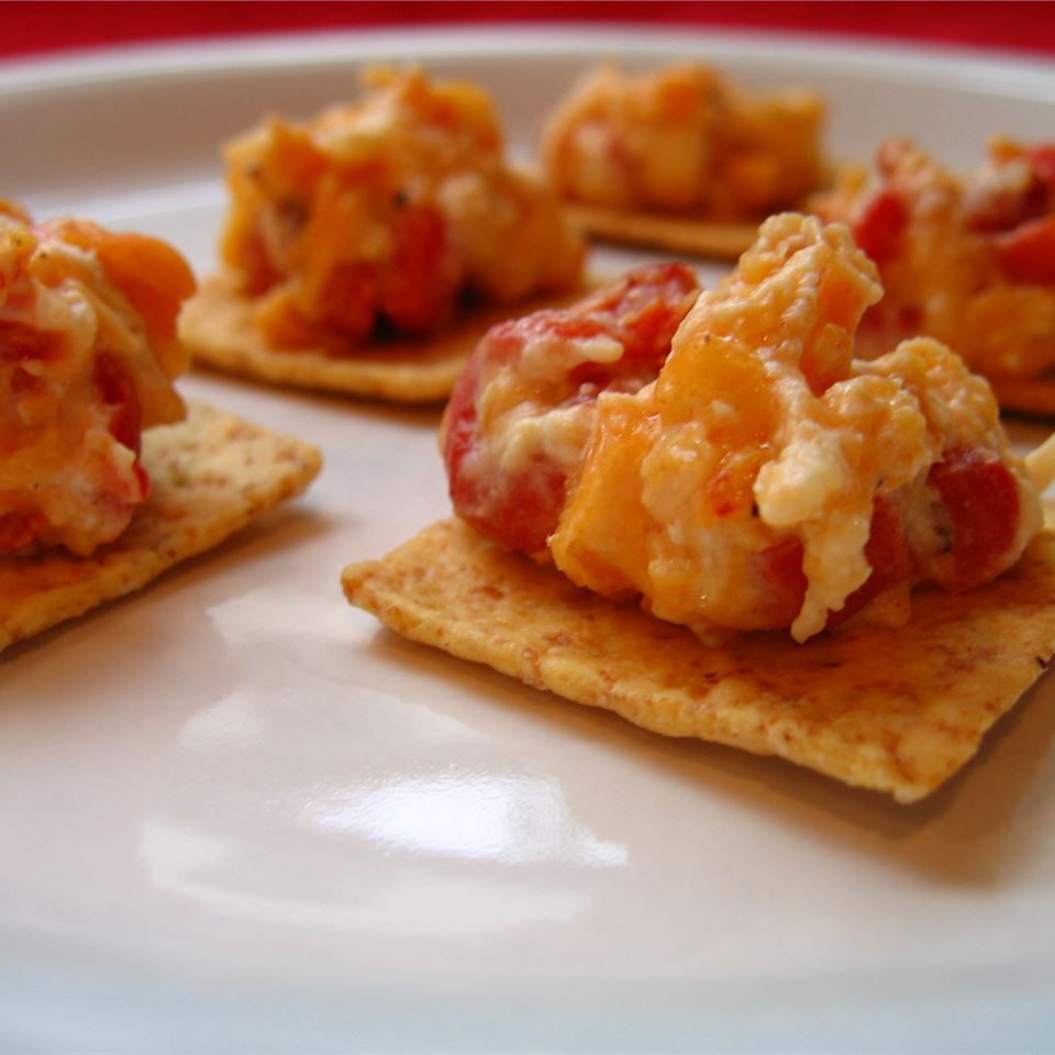 Mary's Roasted Red Pepper Dip