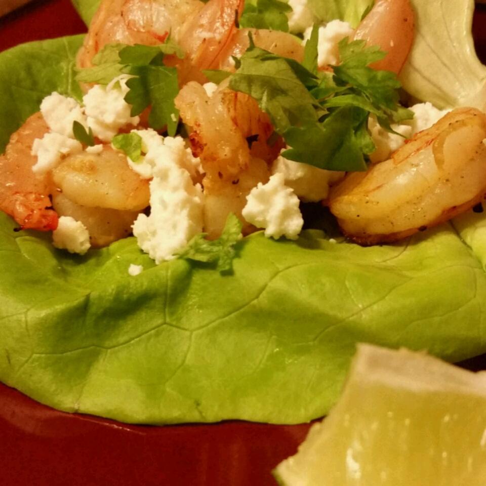 Mojito Shrimp Lettuce Wraps Matt Hawn