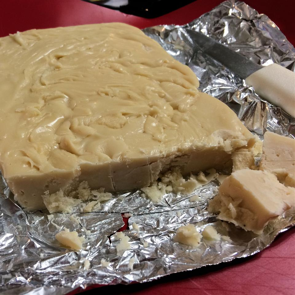 Creamy and Tasty Eggnog Fudge Cindy in Pensacola