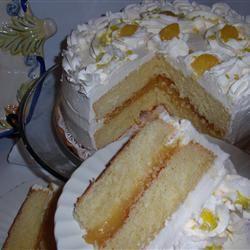Lemon Gold Cake naples34102