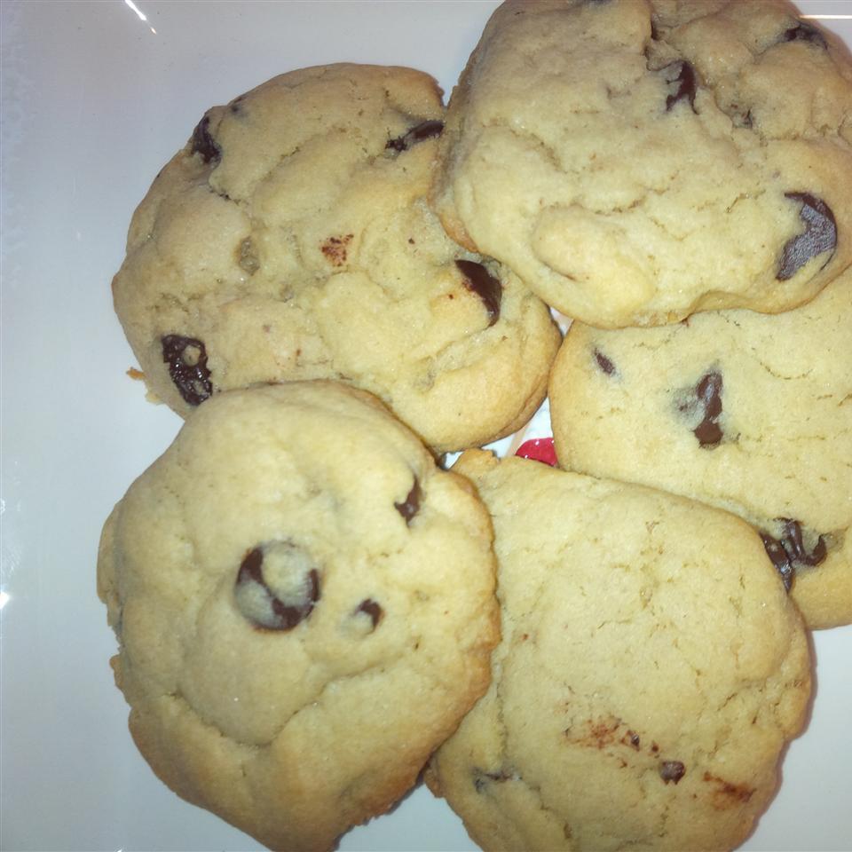Chocolate Chip Pudding Cookies CakeGina
