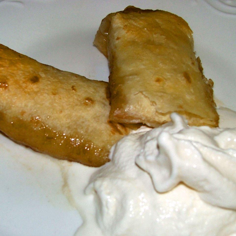 Apple Enchiladas