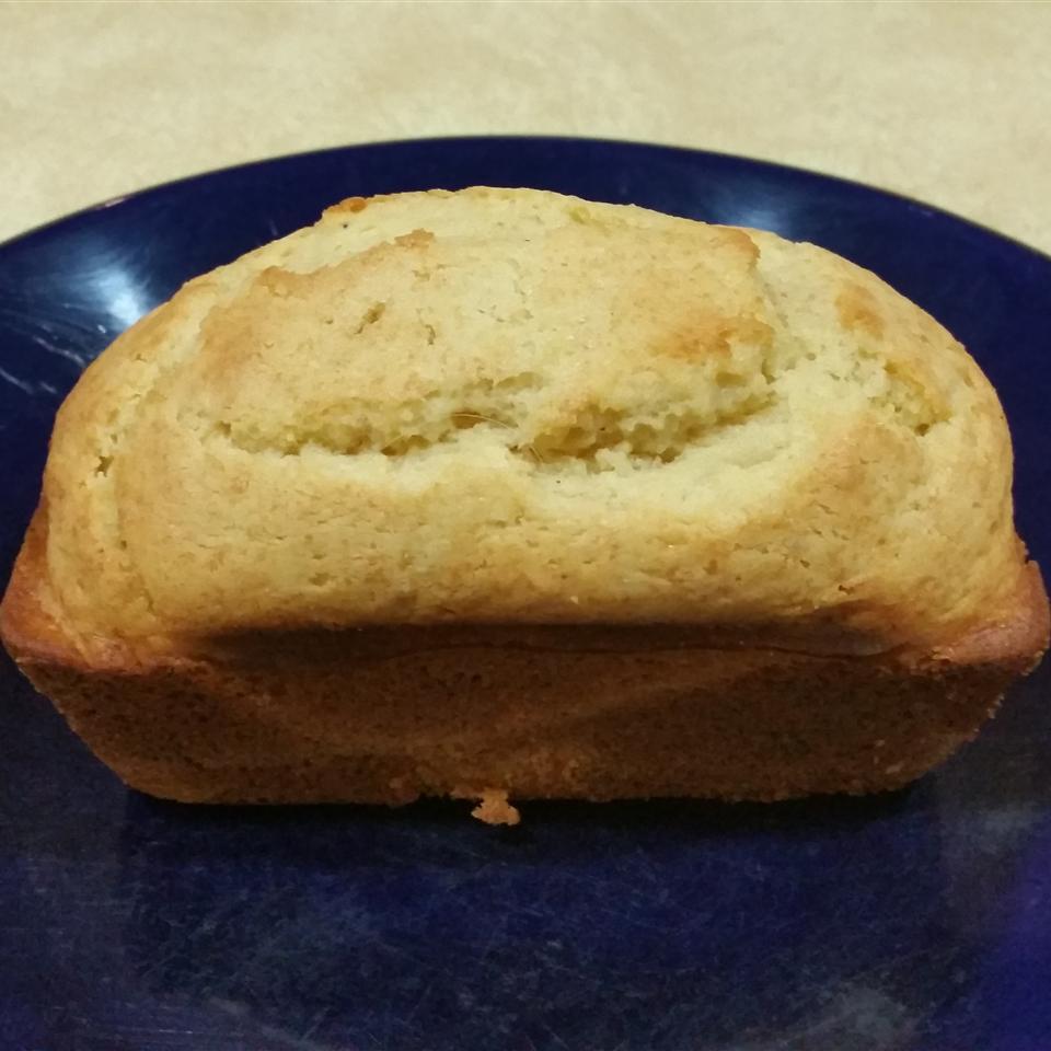 Eggnog Quick Bread Talena