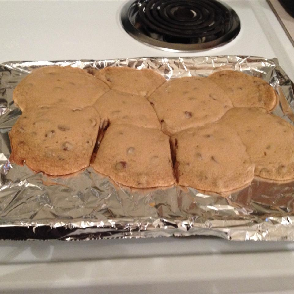 Light Chocolate Chip Cookies