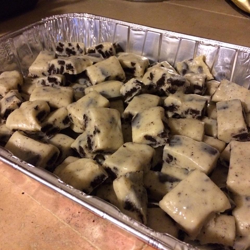 Cookies 'n' Creme Fudge