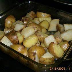 Honey Roasted Red Potatoes TheCambodianCook