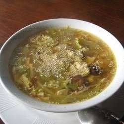 Hot and Sour Tofu Soup (Suan La Dofu Tang) ChelsTheCook