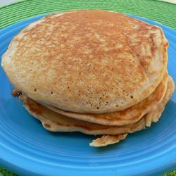 Oatmeal Pancakes II Scotdog