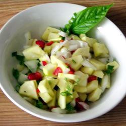 Zucchini Relish K A KISTLER