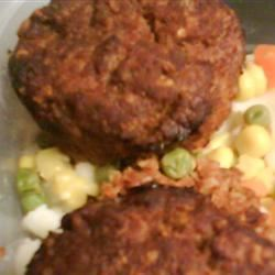 Meatloaf Muffins Mindy Sue
