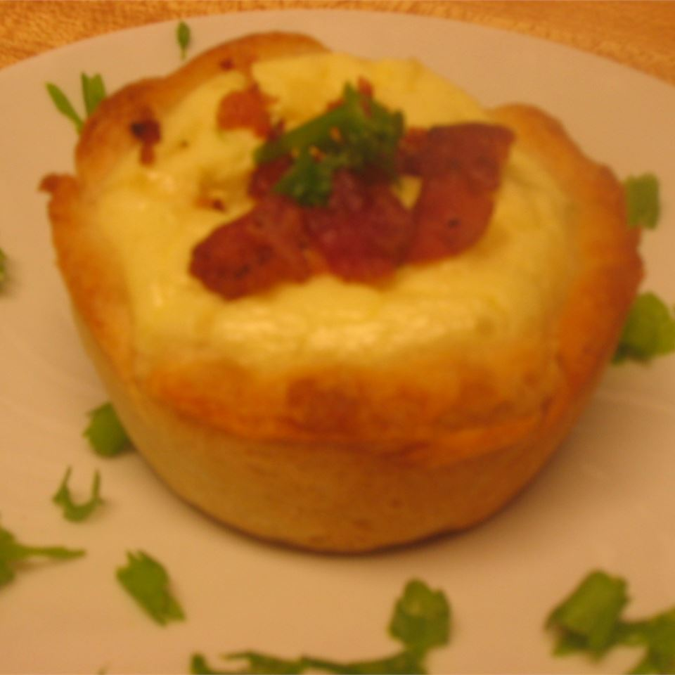 Bacon Quiche Tarts happiness05