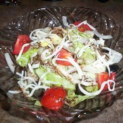 "Simple Sicilian Salad Dressing crazycatlady -  ""CCL"""