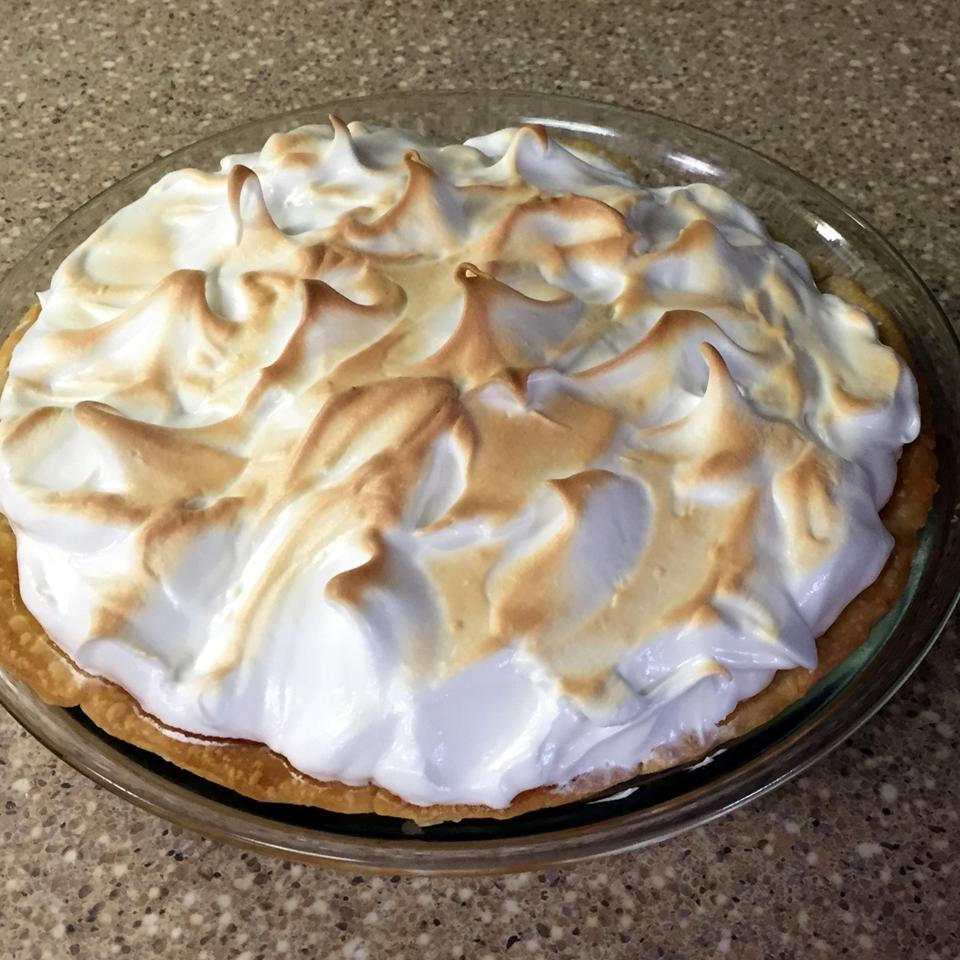 Fudgy Chocolate Cream Pie CHERBH