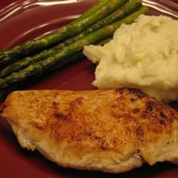 A Good Easy Garlic Chicken ekp333