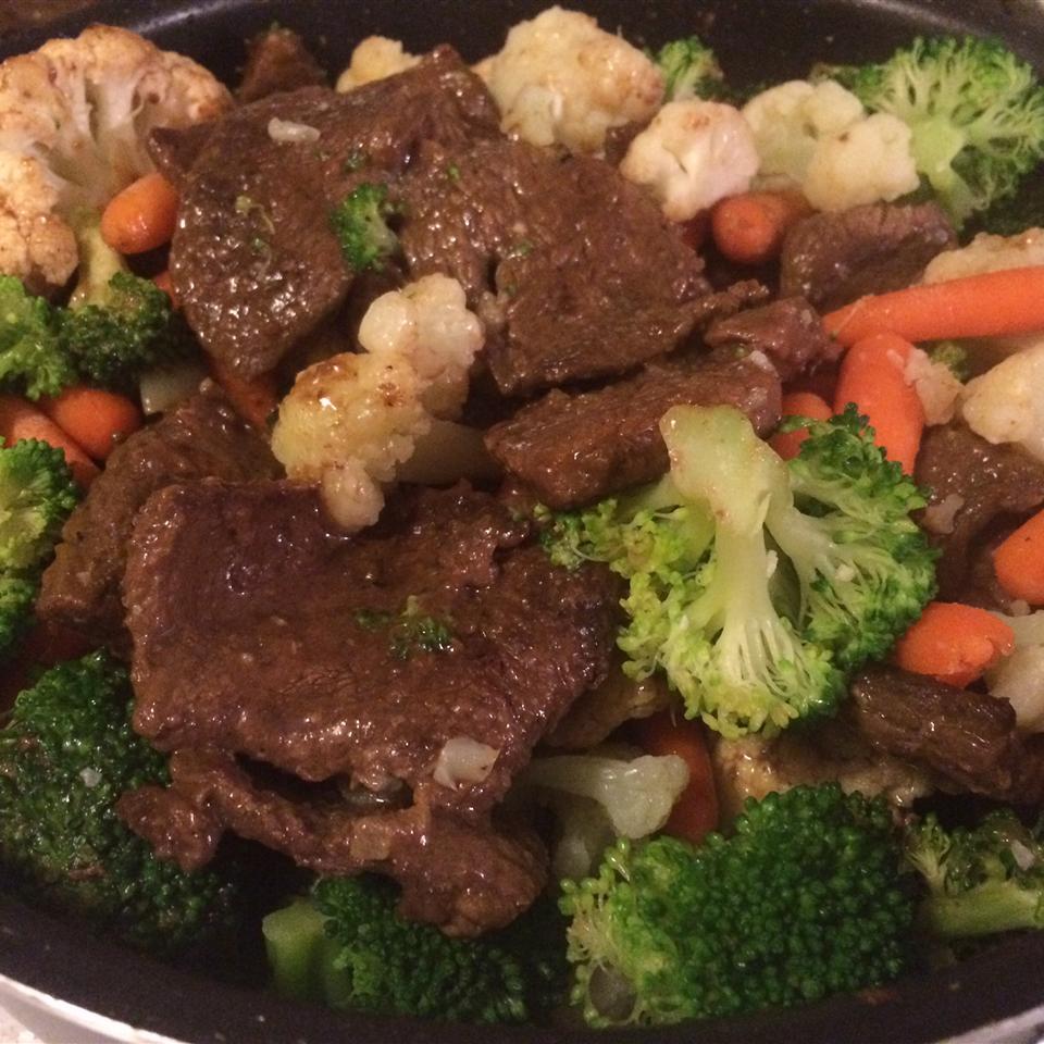 Filipino Beef Steak
