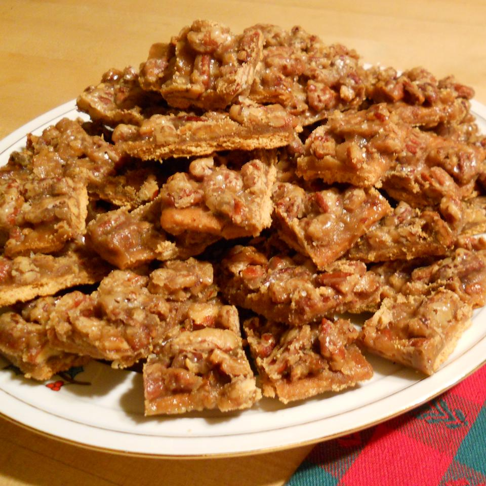 Mary's Salted Caramel-Pecan Bars NancyLou