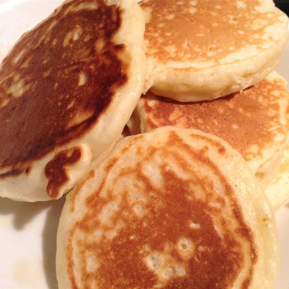 Old-Fashioned Pancakes