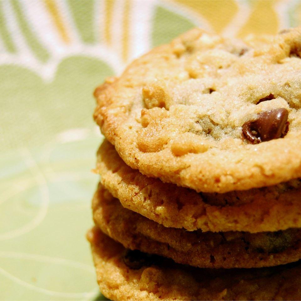 Granola-Chocolate Cookies Kate0460