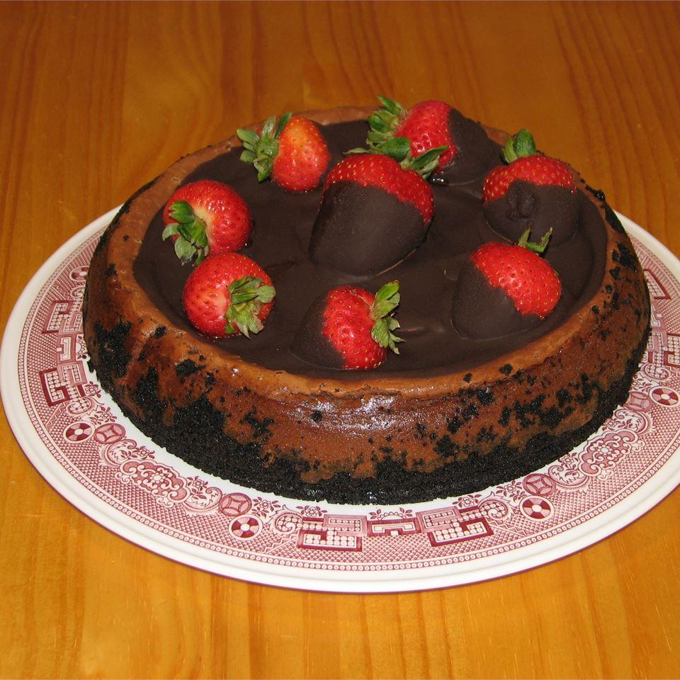 Chocolate Cheesecake II Cynthia McKellar