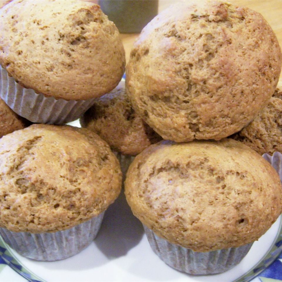 Mocha Muffins coral_bell