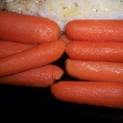 Buttery Cooked Carrots