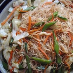 Quick Chinese-Style Vermicelli (Rice Noodles) JINGEE