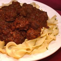 Smoked Paprika Goulash for the Slow Cooker Melissa Goff