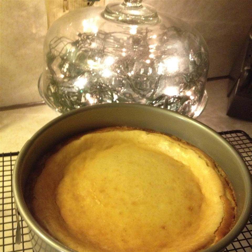 Eggnog Cheesecake I Scott