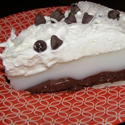Coconut (Haupia) and Chocolate Pie Catlin