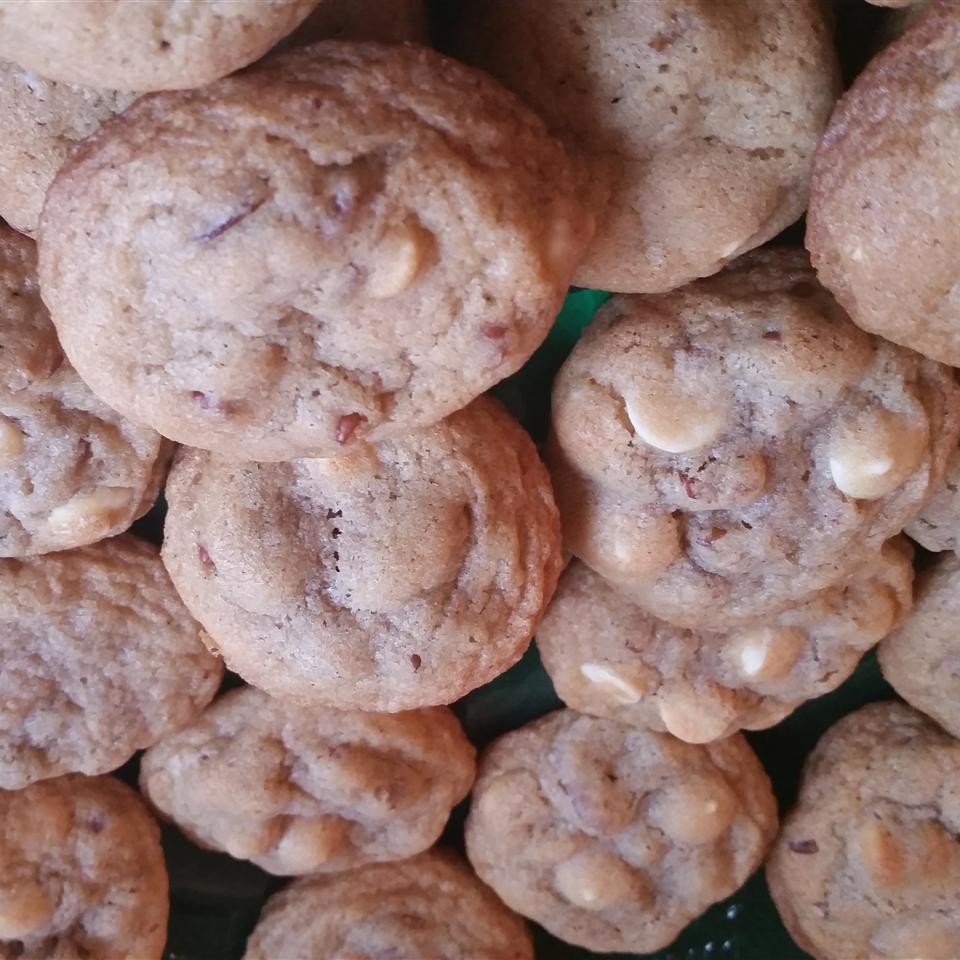 White Chocolate Chunk Cookies Sheila LaLonde