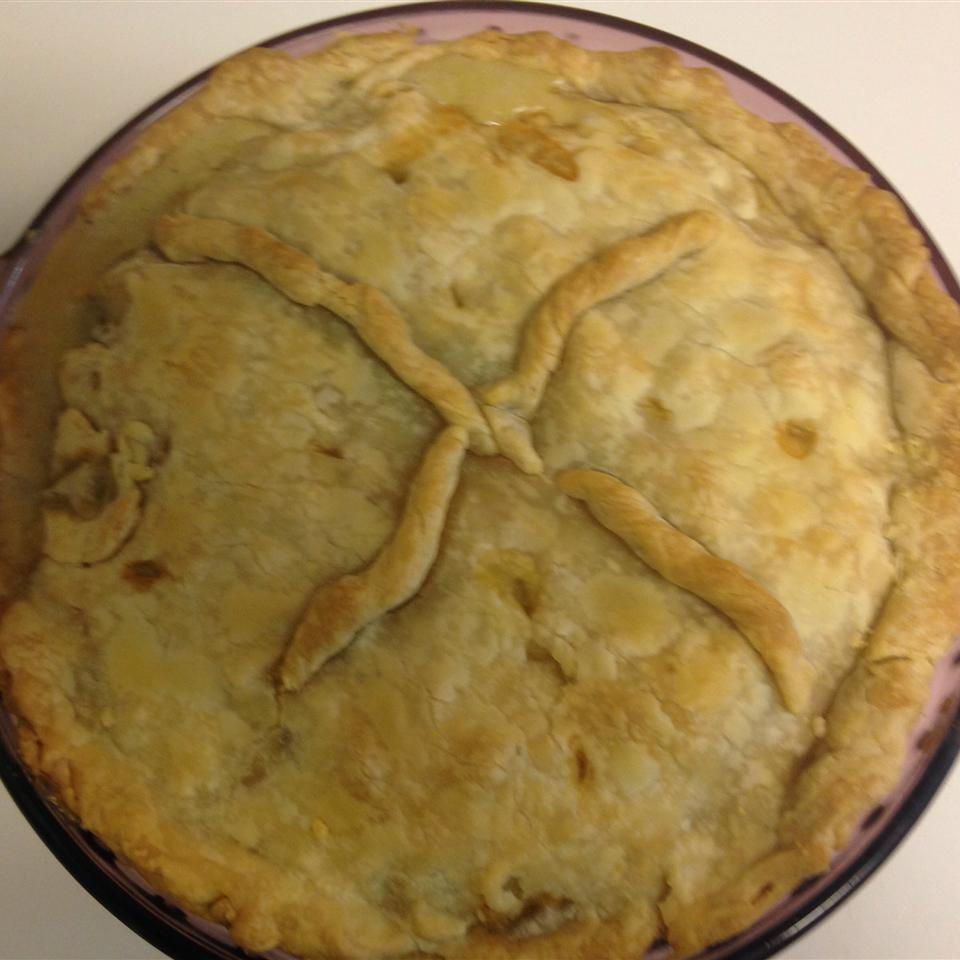 Easy Weeknight Chicken Pot Pie Diane Kelley