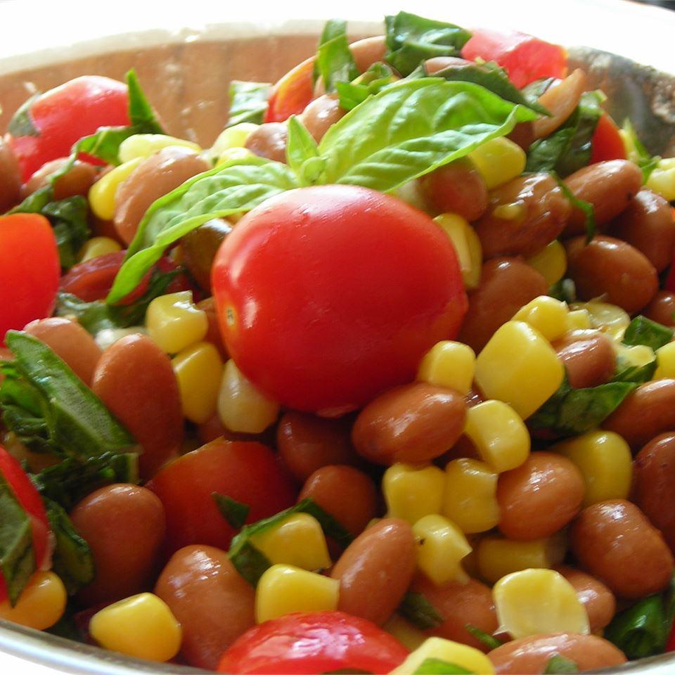 Summer Bean Salad II Michelle Ramey