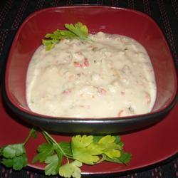 Lobster Soup mik
