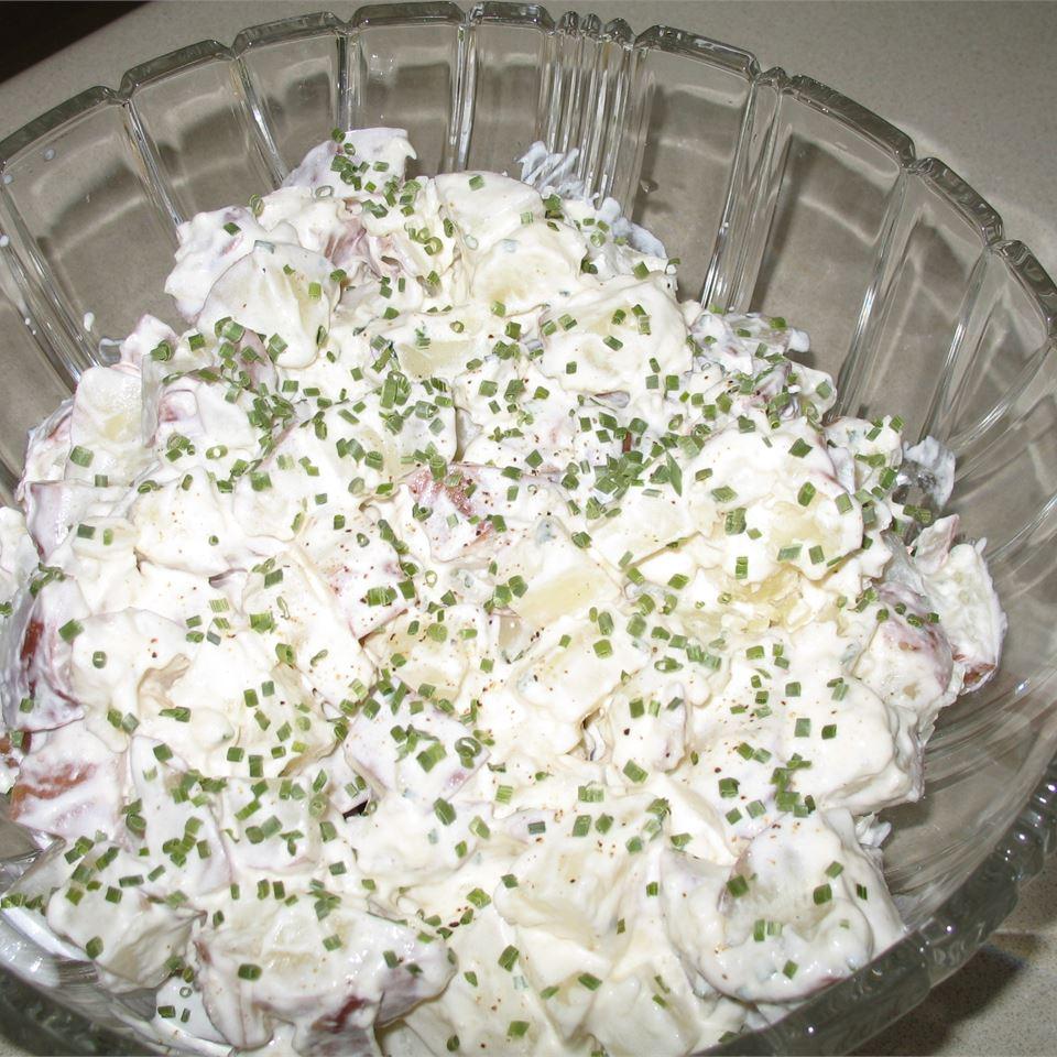 Potato Salad with Chives ljgch