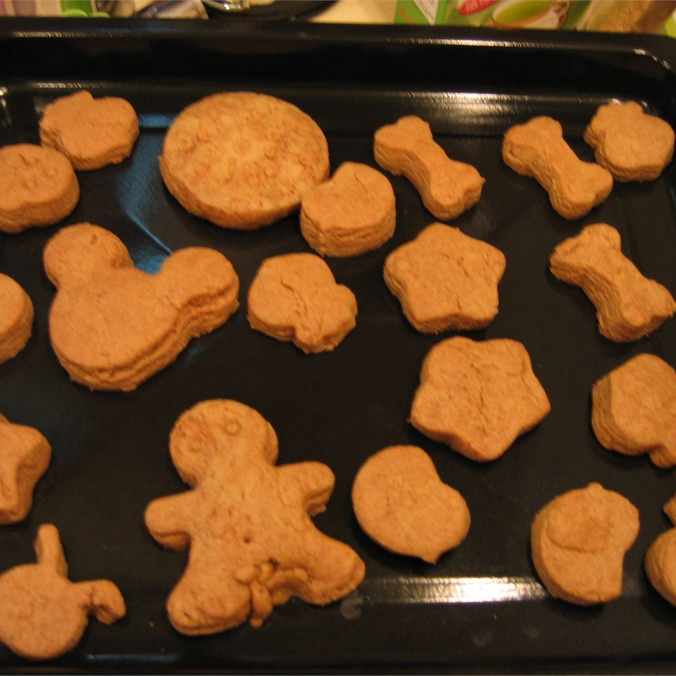 Basic Gingersnap Cookies rose