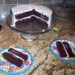 Chocolate Crazy Cake Mrs_LJ