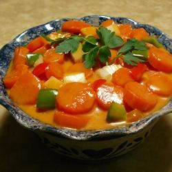 Aunt Dorothy's Marinated Carrot Salad image