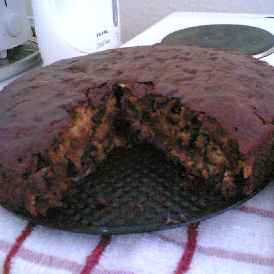 Date Nut Mayonnaise Cake PaulaM11