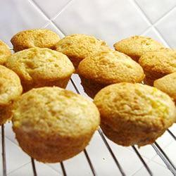 Beth's Peach-Nectarine Muffins GRANNYLOOHOO