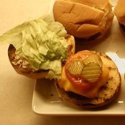 Tex-Mex Burger with Cajun Mayo HShanks