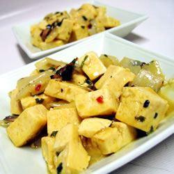 Thai Curry Tofu Shelita
