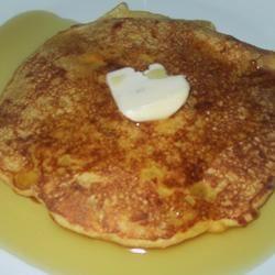 Cheddar Corn Pancakes Jen