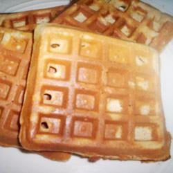 Cornmeal Waffles TANAQUIL