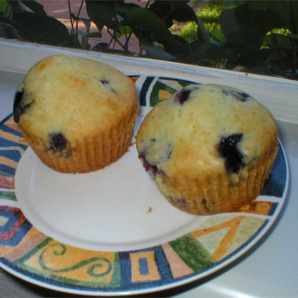 Easy Blueberry Muffins I