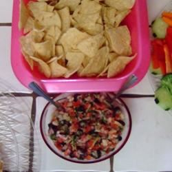 Mexi-Italian Salsa Karen Dean Covington